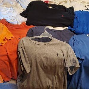 polo ralph lauren T shirts
